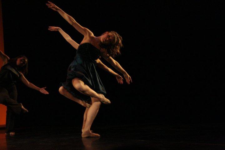 Spectacle de danse Marjorie