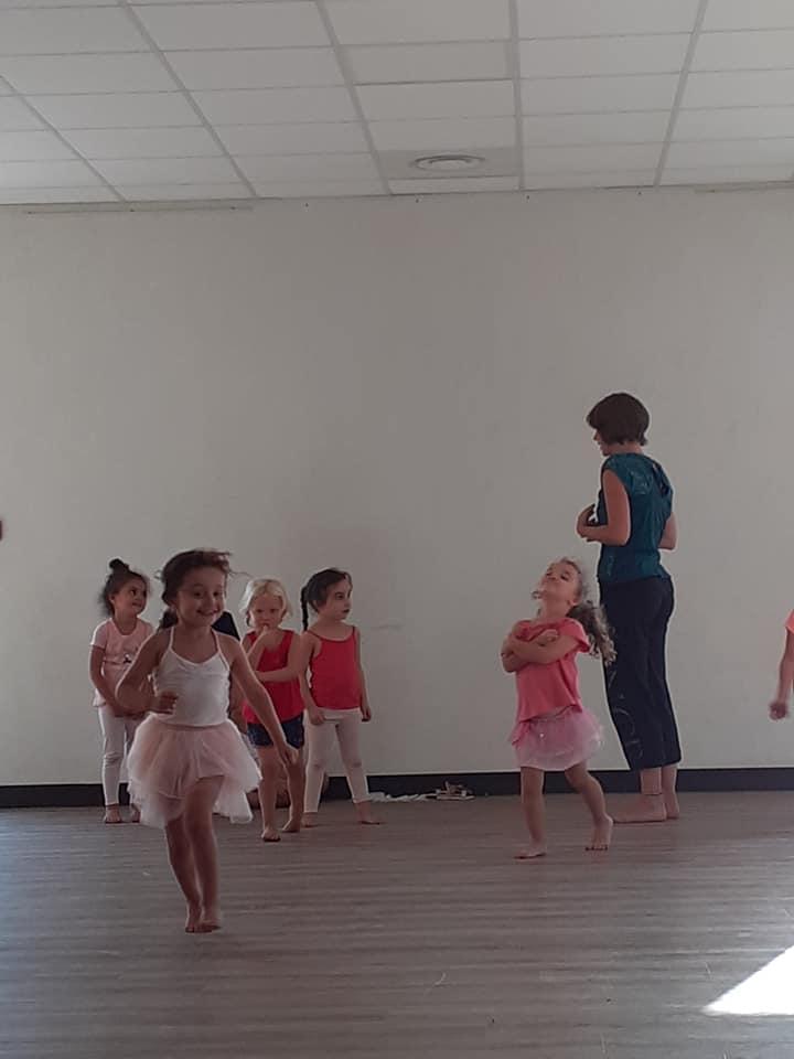 Cours de danse initiation