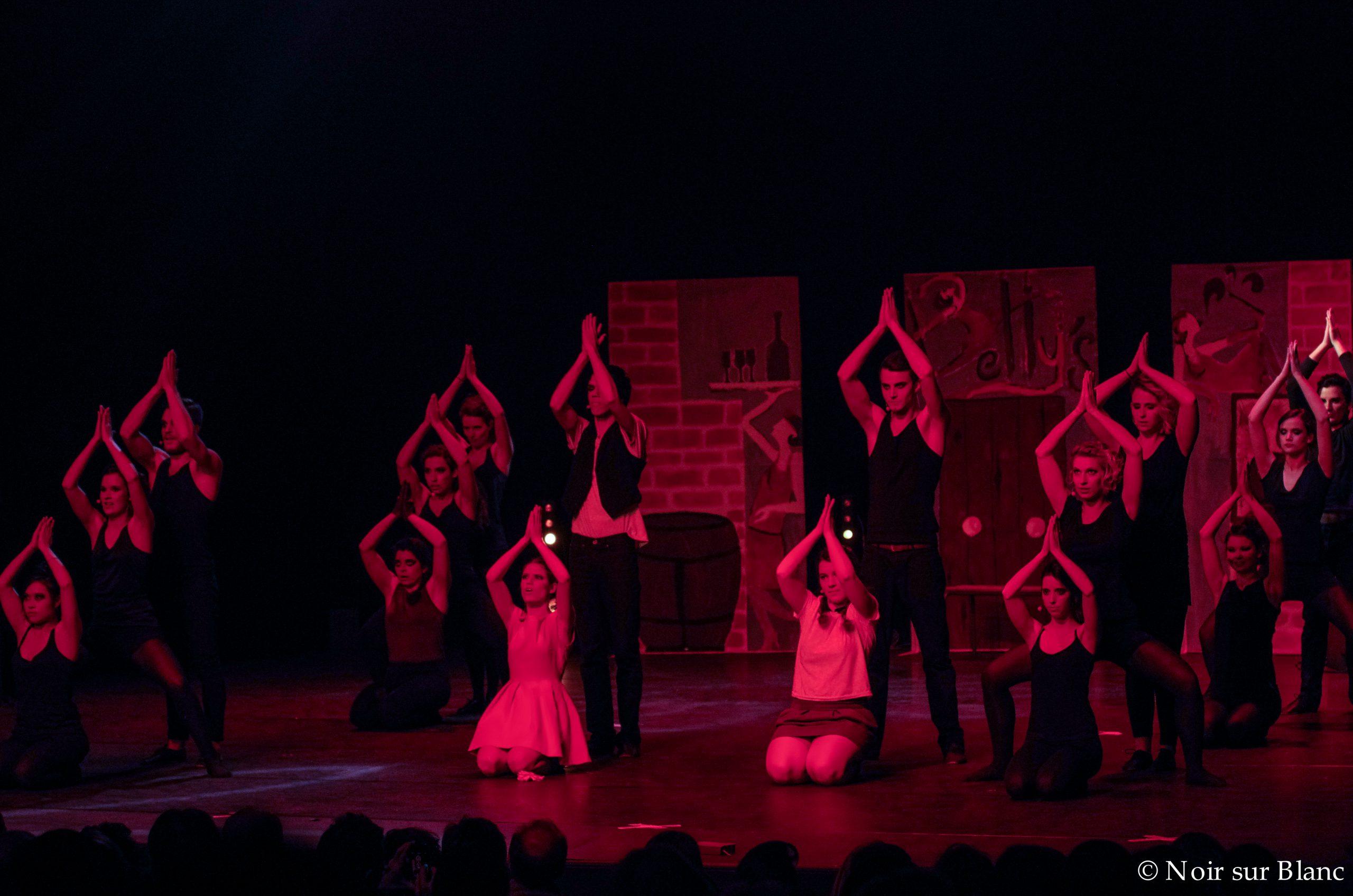 Spectacle de danse comédie musicale