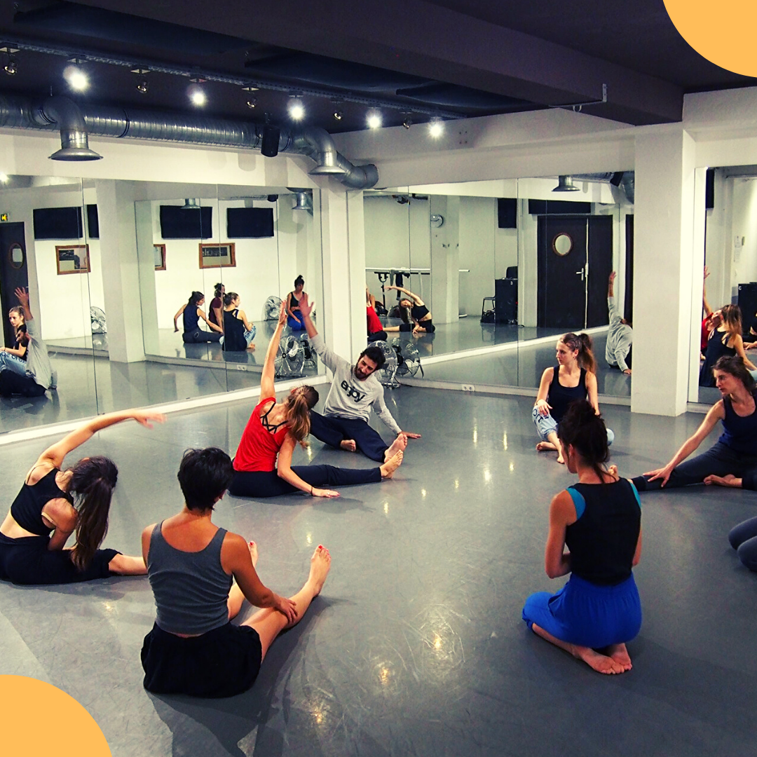 Cours de danse pour adultes sur Montpellier