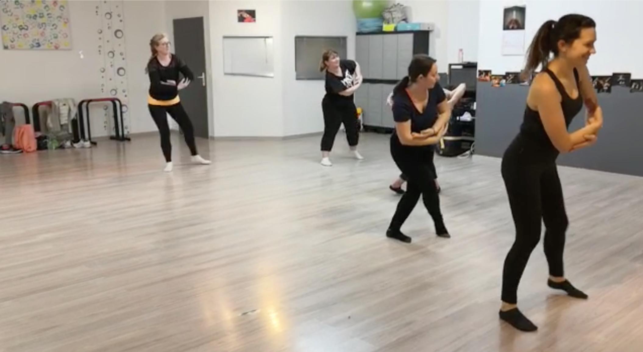 Cours de danse adultes Montpellier