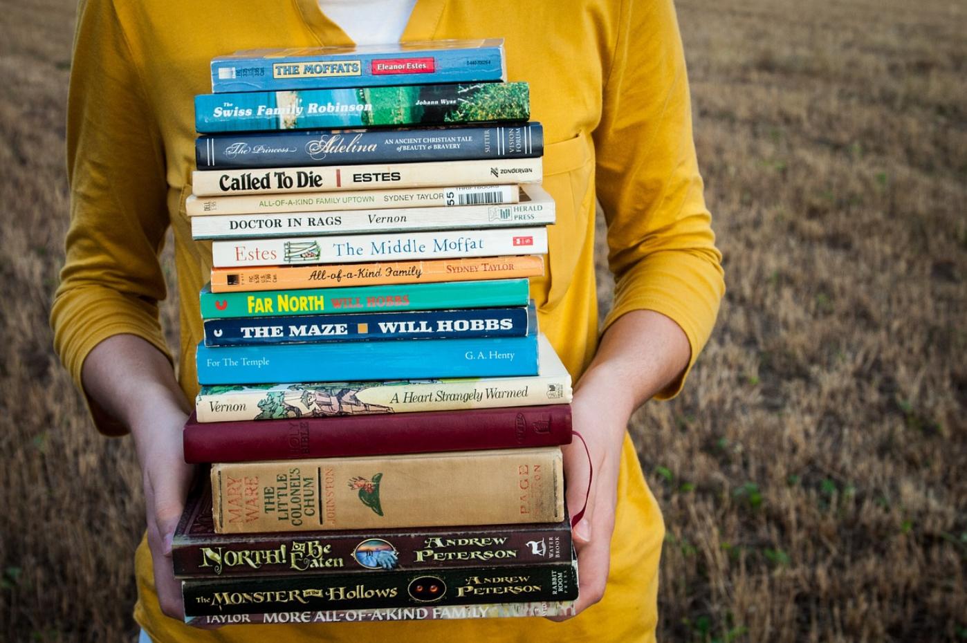 plein de livres pour noel