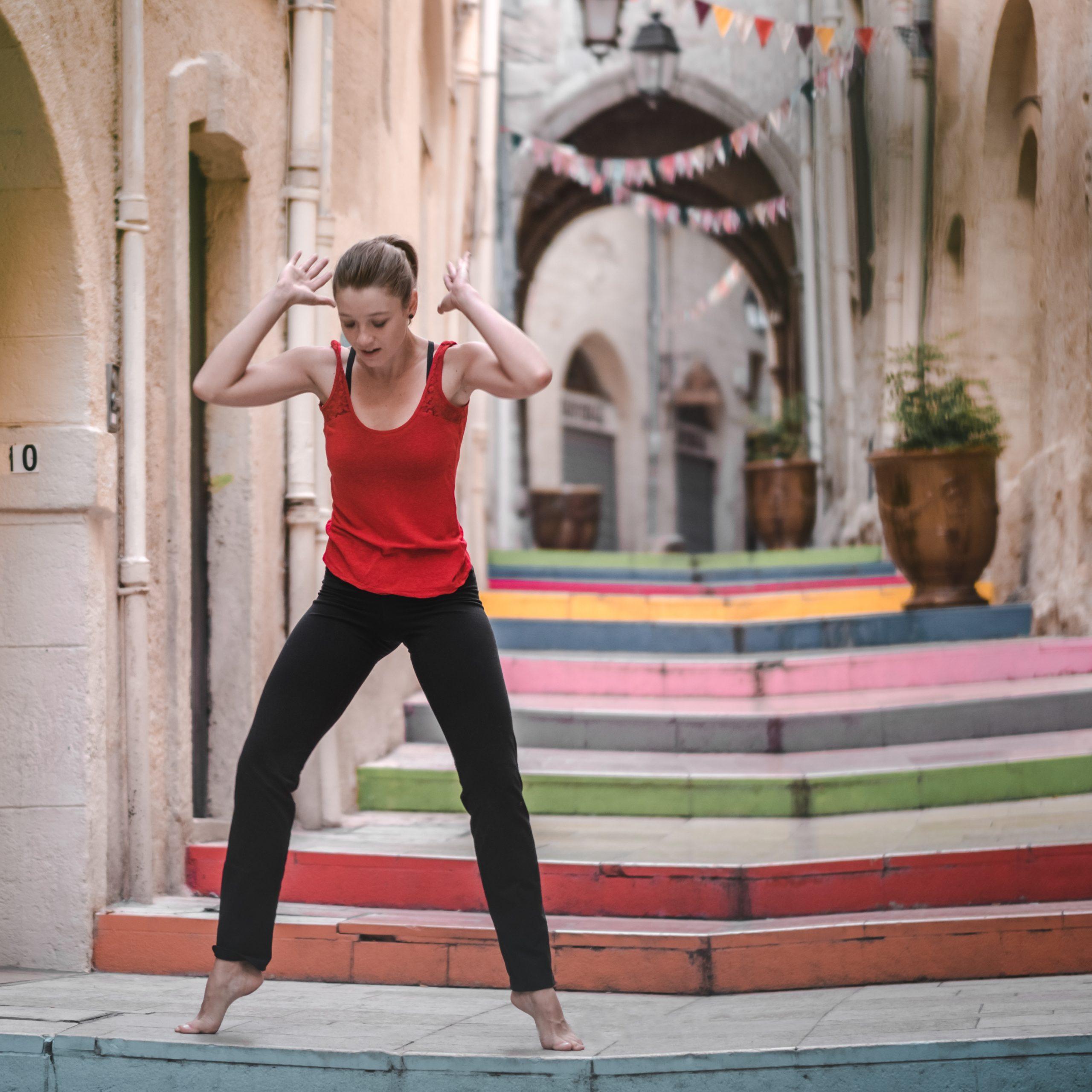 Danse dans Montpellier